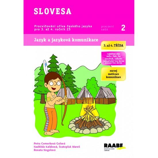 Slovesa - 3. až 4. ročník ZŠ