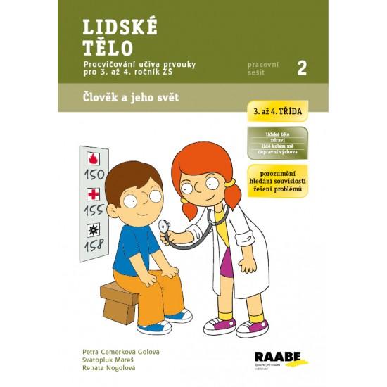 Lidské tělo - 3. až 4. ročník ZŠ