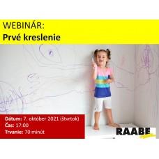 První kreslení - rozvoj kreslířských dovedností u nejmenších dětí| Lektorka webináře: Mgr. Lucia Ďuríčková