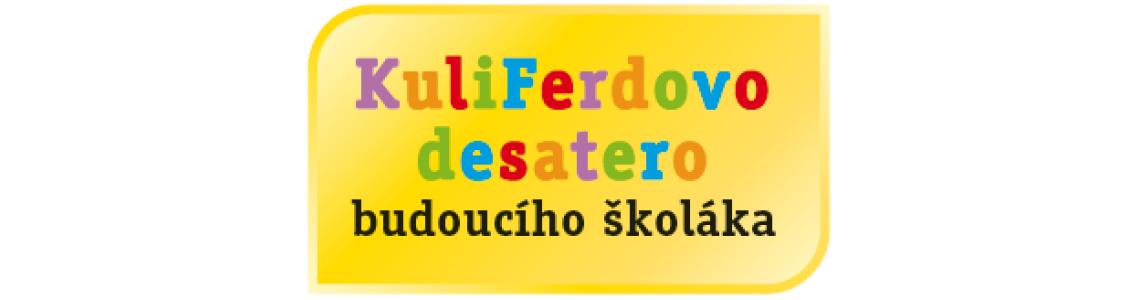 KuliFerdovo DESATERO předškoláka