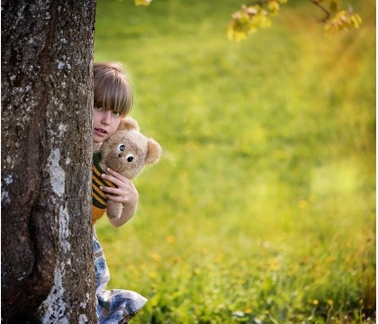 Náměty na činnosti venku a v přírodě s malými dětmi - 3. část