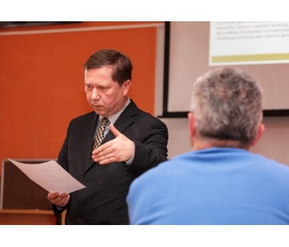 Podporujeme diskuzi o odborném vzdělávání