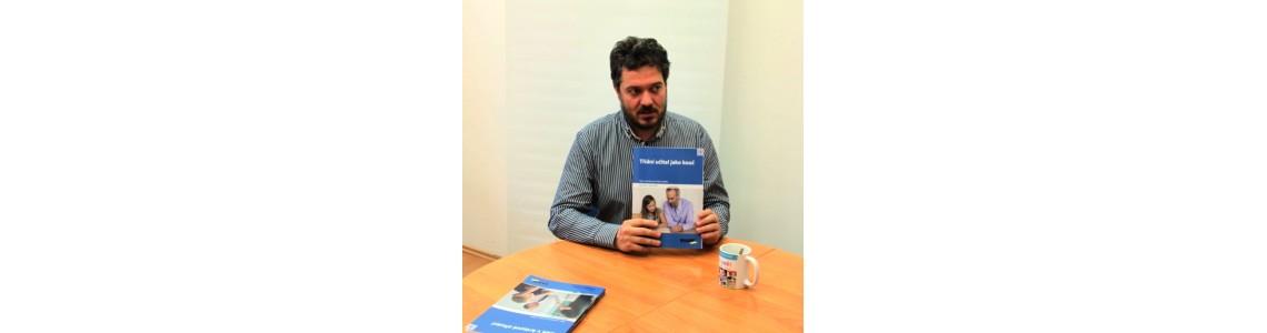 Rozhovor s Jiřím Brédou: Učitelé se stále ještě bojí učit moderně