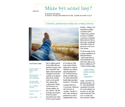E-book ke stažení zdarma: Může být učitel líný?