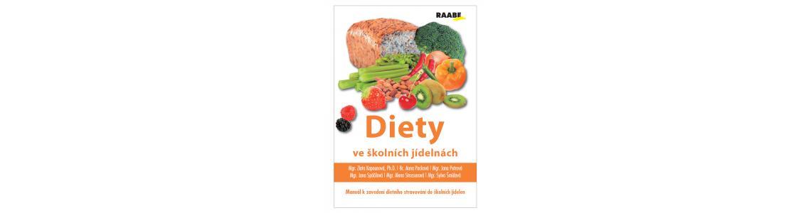 Vyšel manuál dietního stravování ve školních jídelnách
