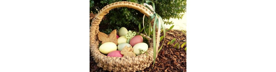 Zabavte o Velikonocích i dvouleté děti s našimi aktivitami!