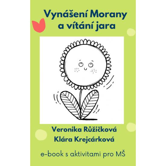 E-book - Vynášení Morany a vítání jara