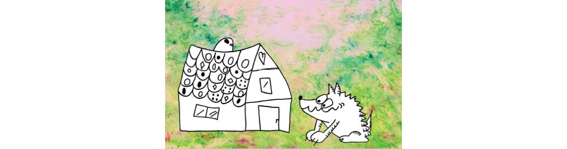 Aktivity pro předškoláky z Knihrátek s Dvojpohádkou
