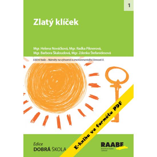 Zlatý klíček - e-kniha