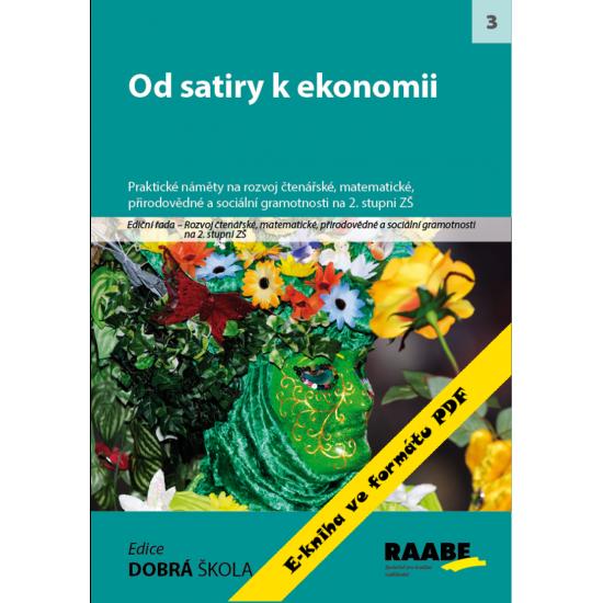 Od satiry k ekonomii - e-kniha