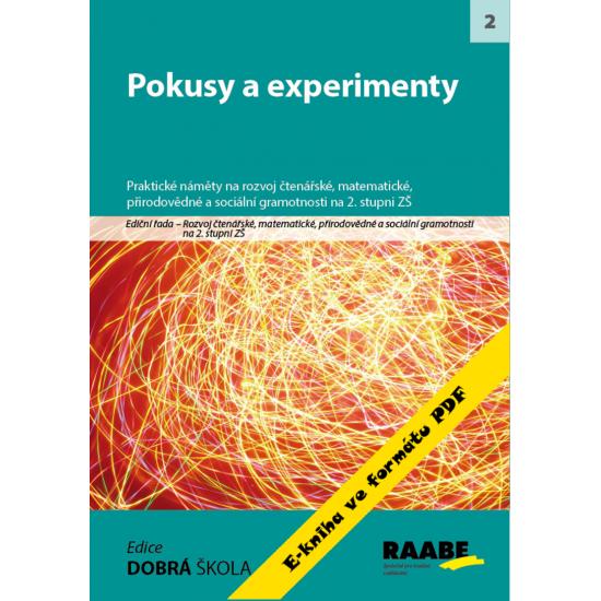 Pokusy a experimenty - e-kniha