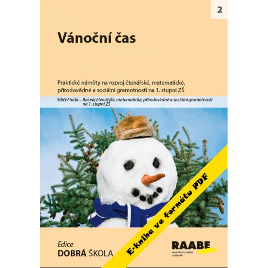 Vánoční čas - e-kniha