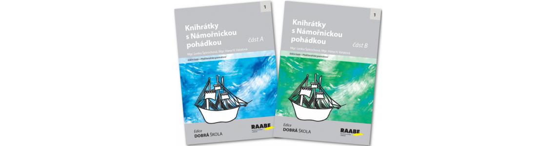 Recenze z praxe: Knihrátky s námořnickou pohádkou