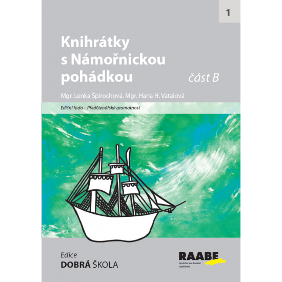 Knihrátky s Námořnickou pohádkou - dvě knihy