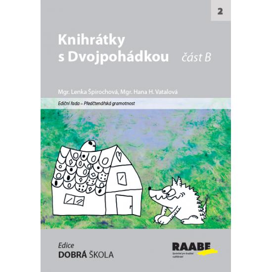 Knihrátky s Dvojpohádkou - dvě knihy