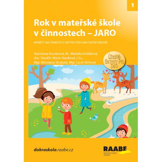 Rok v mateřské škole v činnostech – JARO