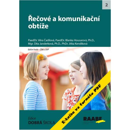 Řečové a komunikační obtíže - e-kniha