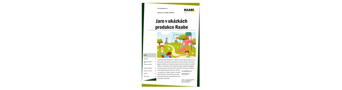 E-book ke stažení zdarma: Jarní inspirace v mateřské škole!