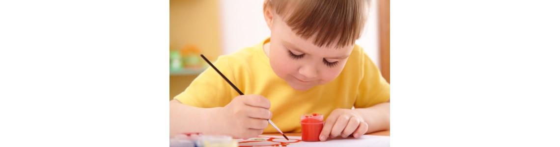 Test kresby postavy pro děti předškolního věku