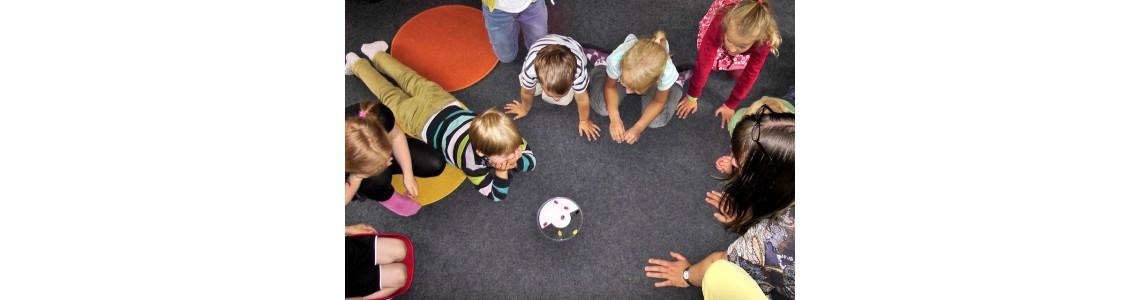 Návod od odborníků: Jak má vypadat práce učitele a asistenta pedagoga s předškolákem s SVP?
