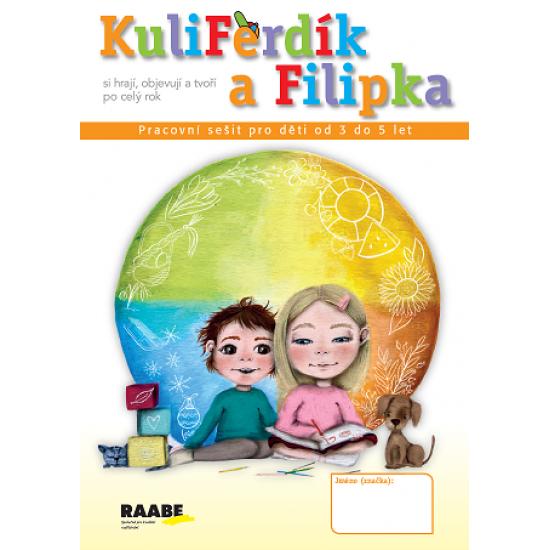 KuliFerdík a Filipka (3–5 let) - pracovní sešit