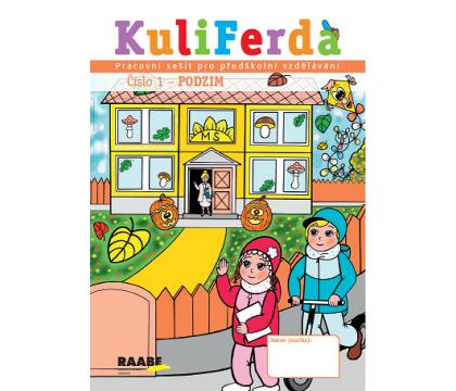 Co jsou pracovní sešity Kuliferda?