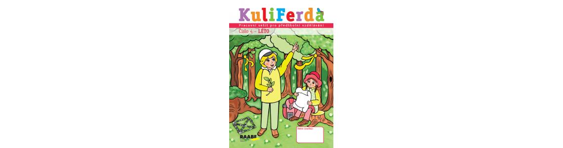 Červnový webinář zdarma - KuliFerda pro předškoláky