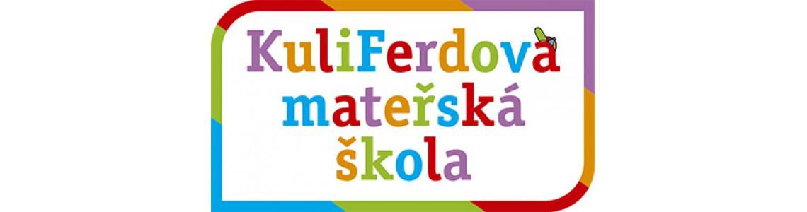 KuliFerdův balíček dorazil poštou do každé KuliFerdovy mateřské školy