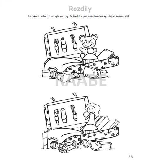 Předškolák školákem – Příprava na čtení