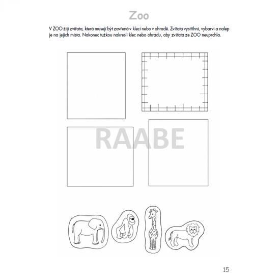 Předškolák školákem – Grafomotorika a příprava na psaní