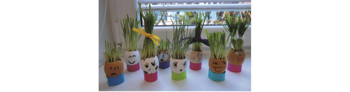 Velikonoce - jak o nich mluvit a co s předškoláky vyrobit?