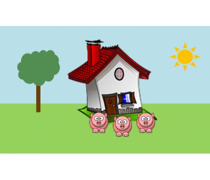 Tři prasátka – pohádkou k rozvoji komunikačních schopností dětí