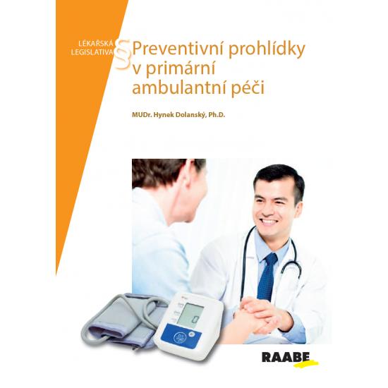 Preventivní prohlídky v primární ambulantní péči