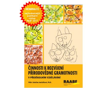 Recenze publikace: Činnosti k rozvíjení přírodovědné gramotnosti v předškolním vzdělávání