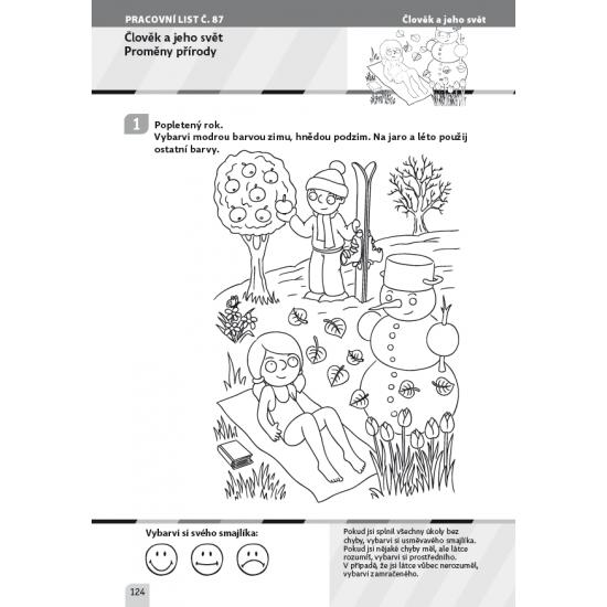 Procvičování učiva pro 2. ročník ZŠ