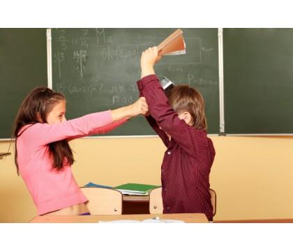 Líný učitel: Pravidla trestání. Děti zlobí? Hlavně klid!
